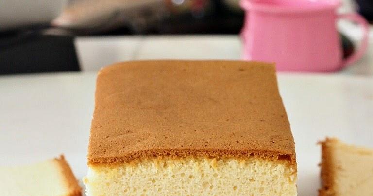 Sponge Cake Ve Pound Cake