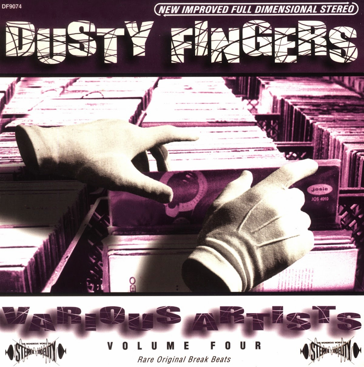 dusty fingers vol 4