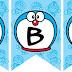 Bunting Flag Doraemon