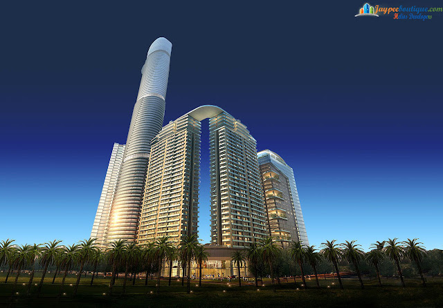 Supertech Supernova Sector 94 Noida Price