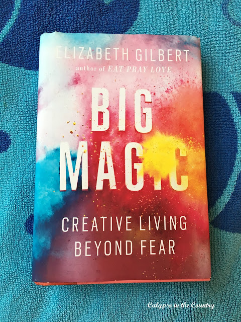 Big Magic - An inspiring look at creativity