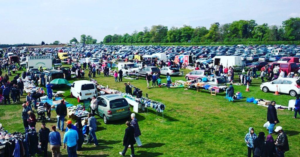 Car Boot Sale Ruislip