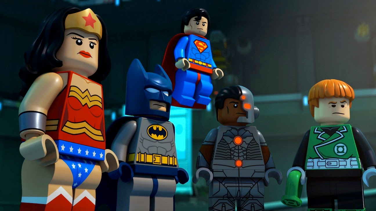 Insertgeekhere Igh At The Movies Lego Dc Comics Super Heroes Justice League Vs Bizarro League