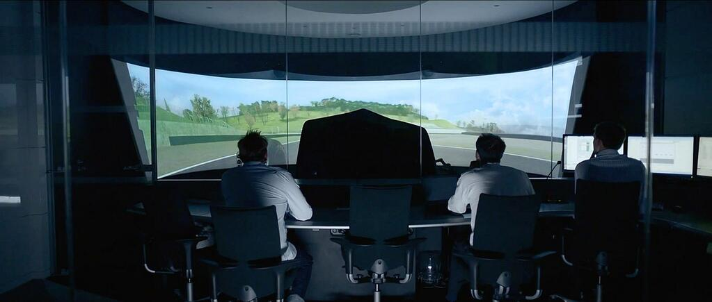 f1 framework: f1 simulators