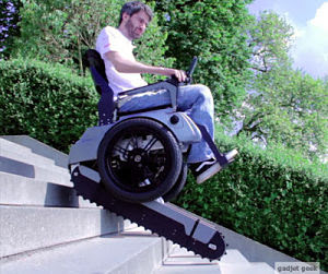 Scalevo Wheel CHair