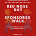 Red Nose Day Sponsored Walk