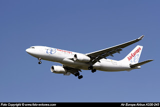 Airbus A330 EC-LVL