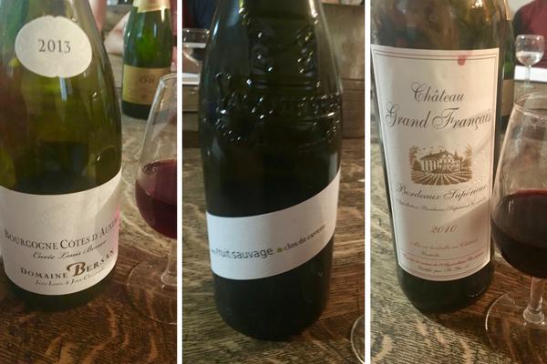 Organic Wine Tasting in Nice, France