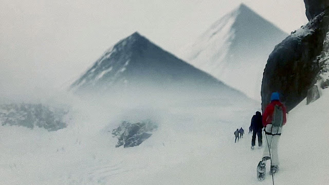 Mysterious Antarctican Pyramids Can Rewrite Human History