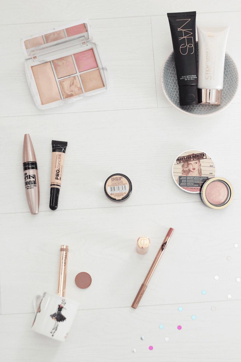 Spring Makeup Routine