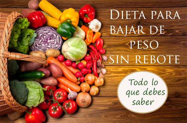 Dieta milagrosa para bajar de peso