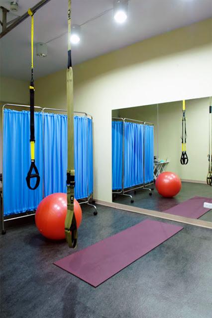 適群復健科診所 臺北市 大安區 TRX 懸吊 運動治療 物理治療 核心訓練