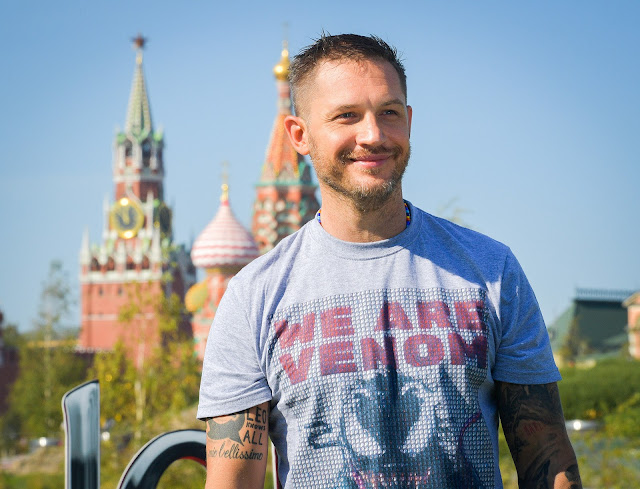 tom hardy in siberia russia