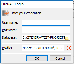 FireDAC Data Access Components