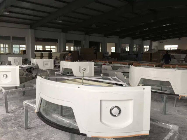 Whirlpool Jacuzzi Massage Bathtub (SWG-1809)--bathtub in production - teetotal - jacuzzi-bathtub.com