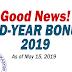 MID-YEAR BONUS 2019 (Good News)