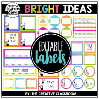 Bright Idea Labels