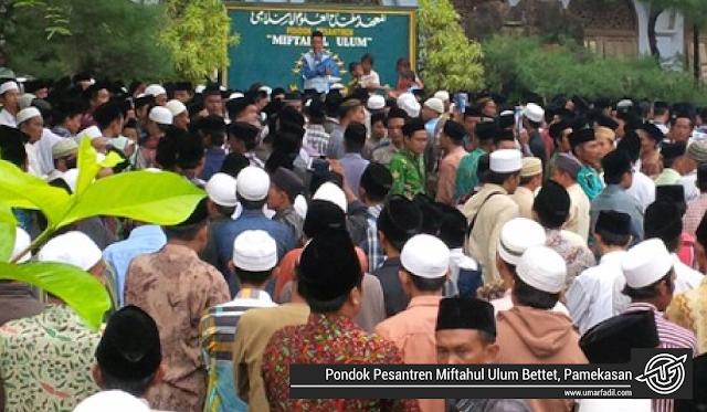 Pondok Pesantren Miftahul Ulum Bettet Pamekasan | Umar Fadil
