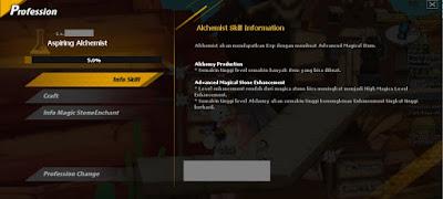 Panduan Profession System di Elsword Online untuk Pemula