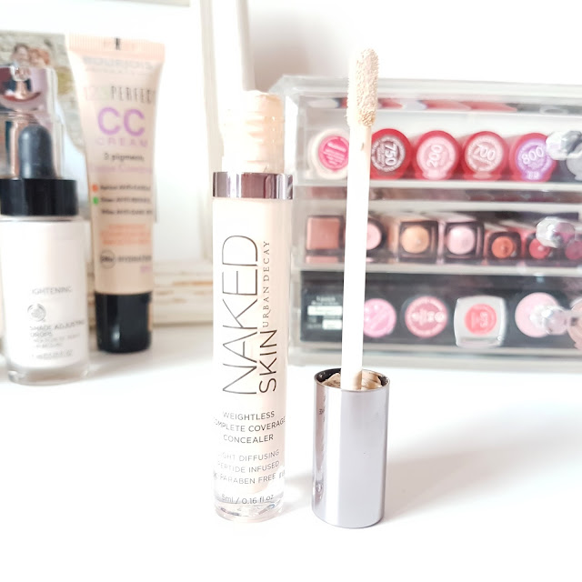 Banish Dark Circles | Urban Decay Naked Skin Complete Coverage Concealer