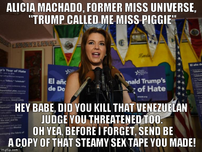 Alicia Machado vidéos de sexe