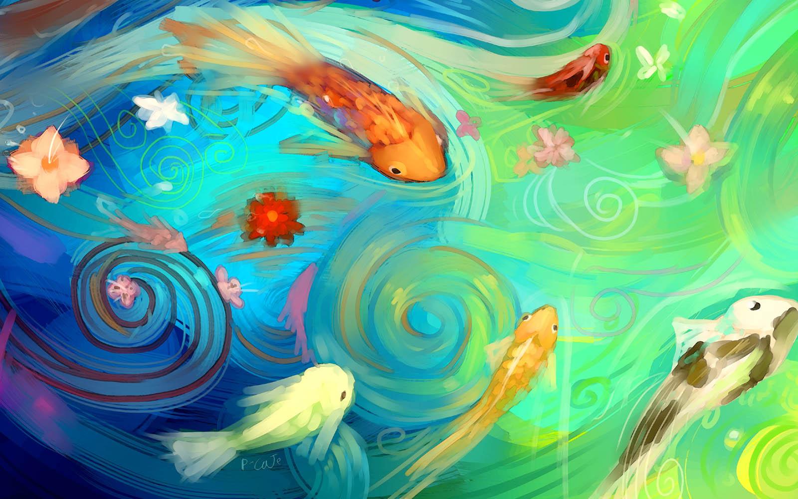 Lukisan Abstrak Hem: Koleksi Gambar Lukisan Abstrak
