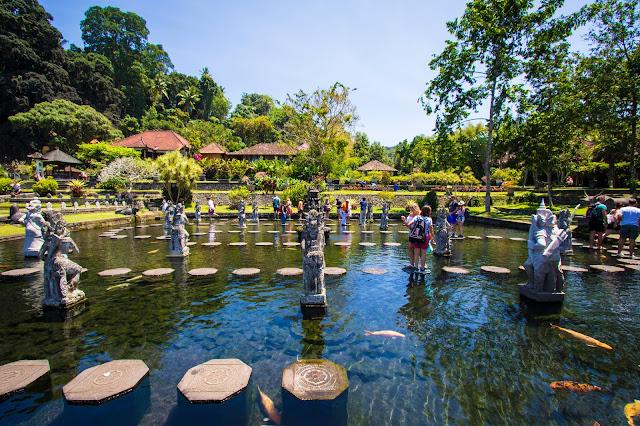 Tirta Gangga-Bali