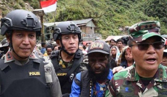 Penyerangan yang Dilakukan KKB Papua Dipimpin Egianus Kogoya