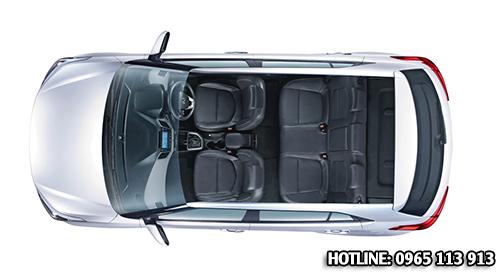 Noi that xe Hyundai Creta 2016
