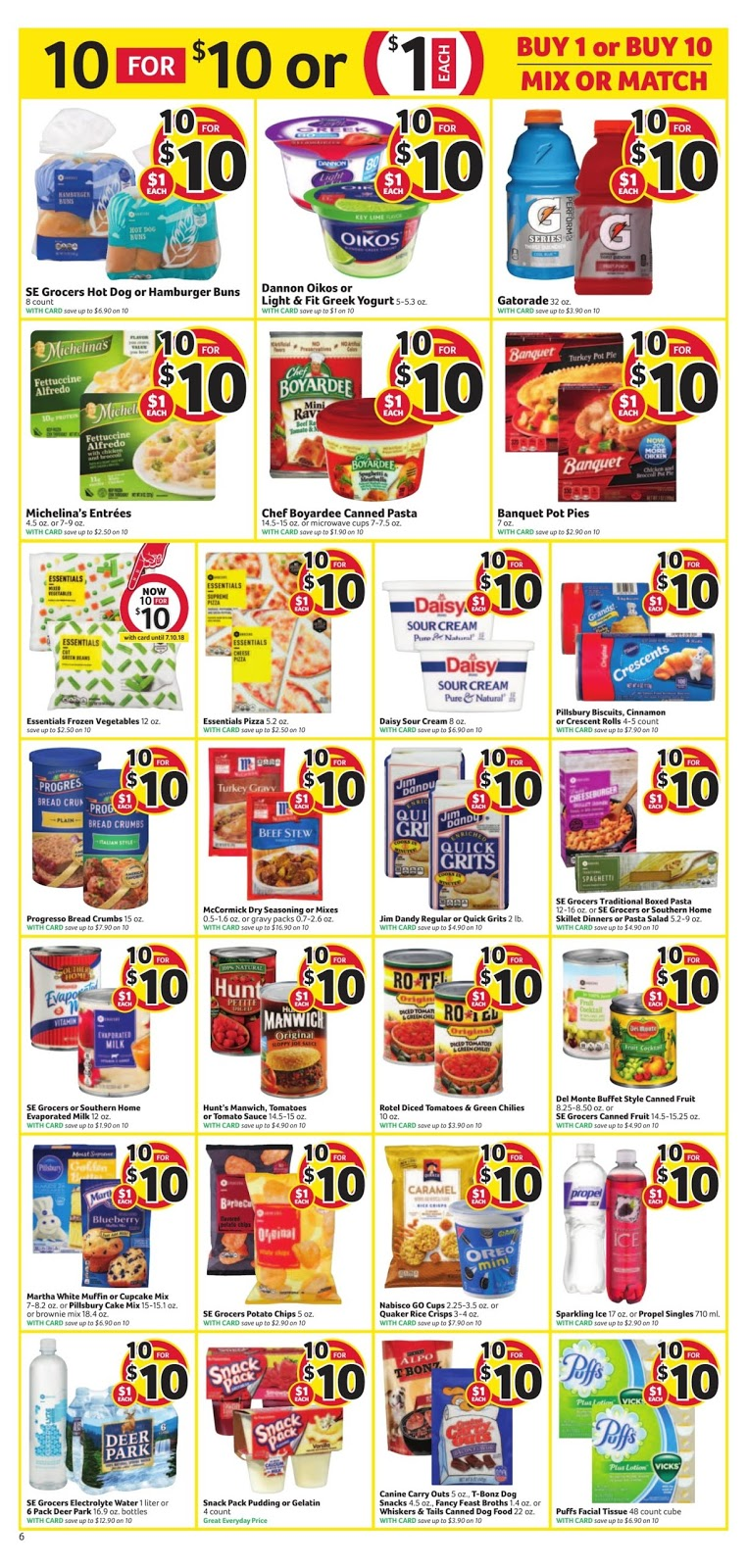 BILO Weekly Ad May 30 June 5 2018 View Weekly Ad
