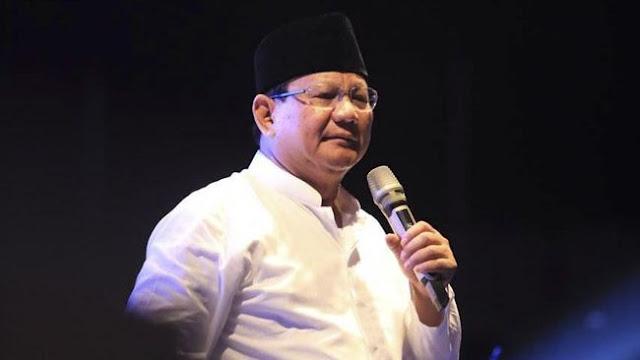 Prabowo Soal Ahok: Jangan Dijatuhkan karena Dia Tionghoa