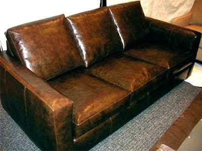 Brown Leather Furniture In Your Home Decor