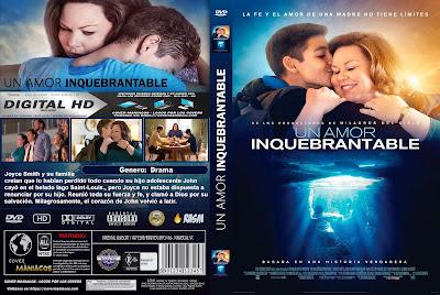 CARATULA UN AMOR INQUEBRANTABLE - BREAKTHROUGH - 2019 [COVER DVD]