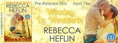 Pre-Release Blitz & Giveaway: Winning Dr. Wentworth by Rebecca Heflin