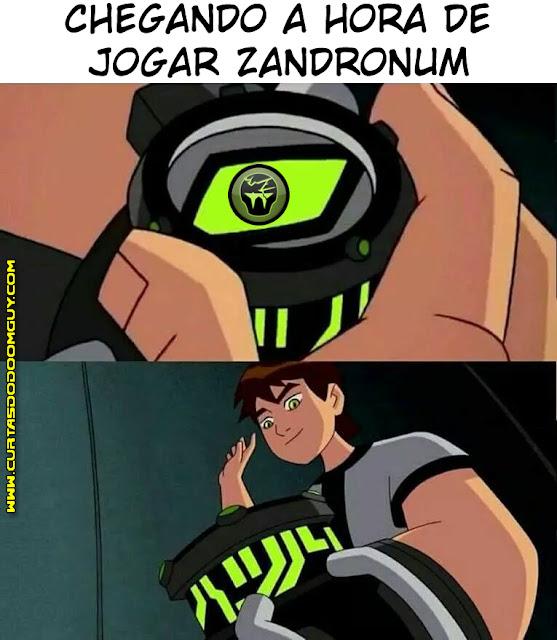 Ben 10 e o Zandronum