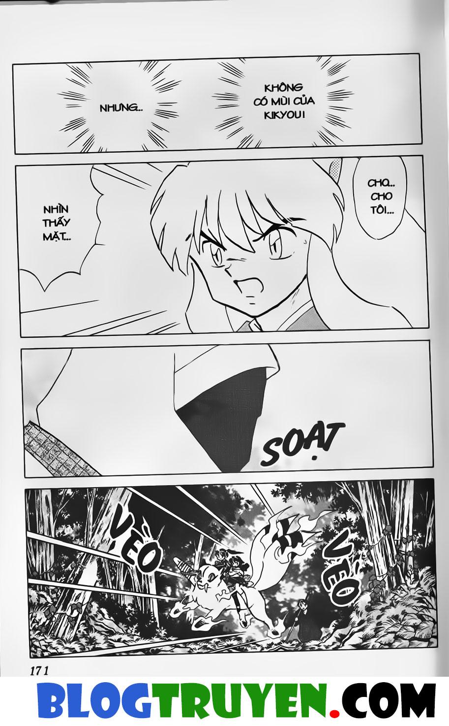 Inuyasha vol 31.10 trang 4