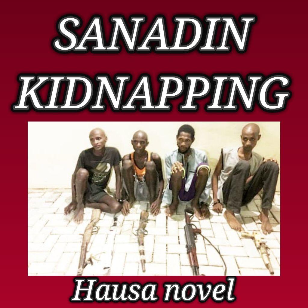 SANADIN KIDNAPPING Hausa novel
