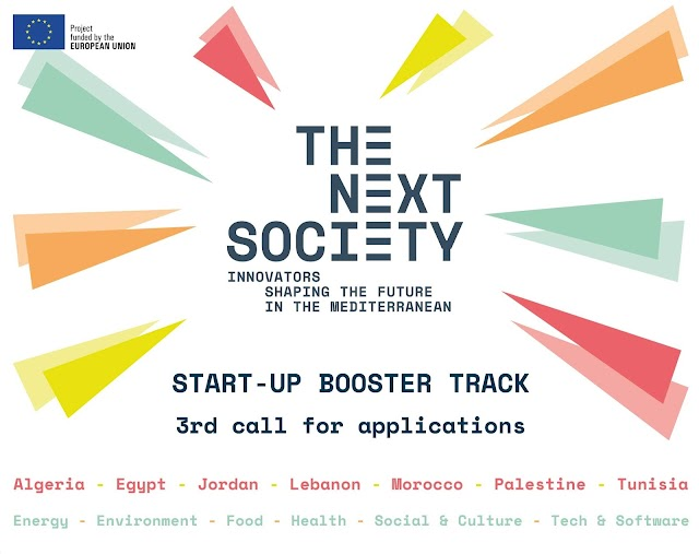 THE NEXT SOCIETY Start-up Booster Track For Entrepreneurs 2019