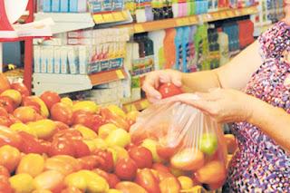Preço da cesta básica aumenta 2,82% entre março e abril, em Guajará-Mirim