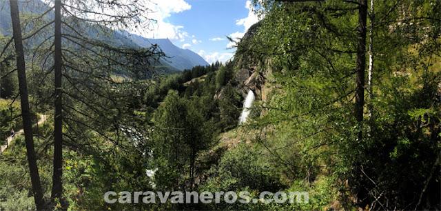Parque Gran Paradiso  | caravaneros.com