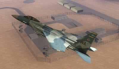 F-15C Eagle (Versi Enchaced)