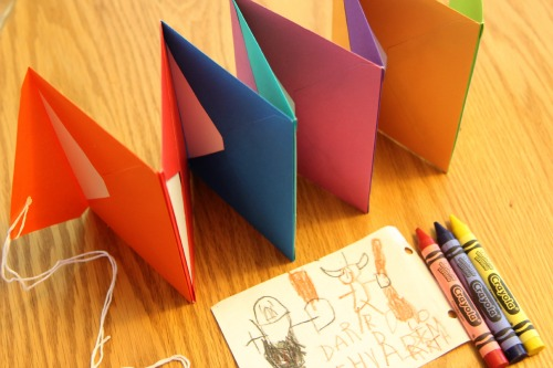Toddler Approved Bookmaking For Kids