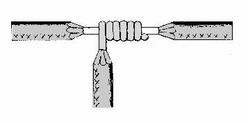 Resultado de imagen para empalmes electricos tipo t