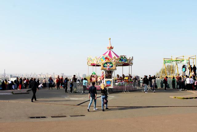 Площадка обозрения ЦПКО