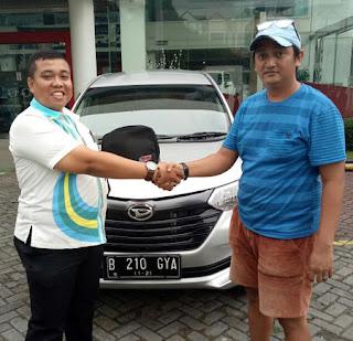 Sales Daihatsu