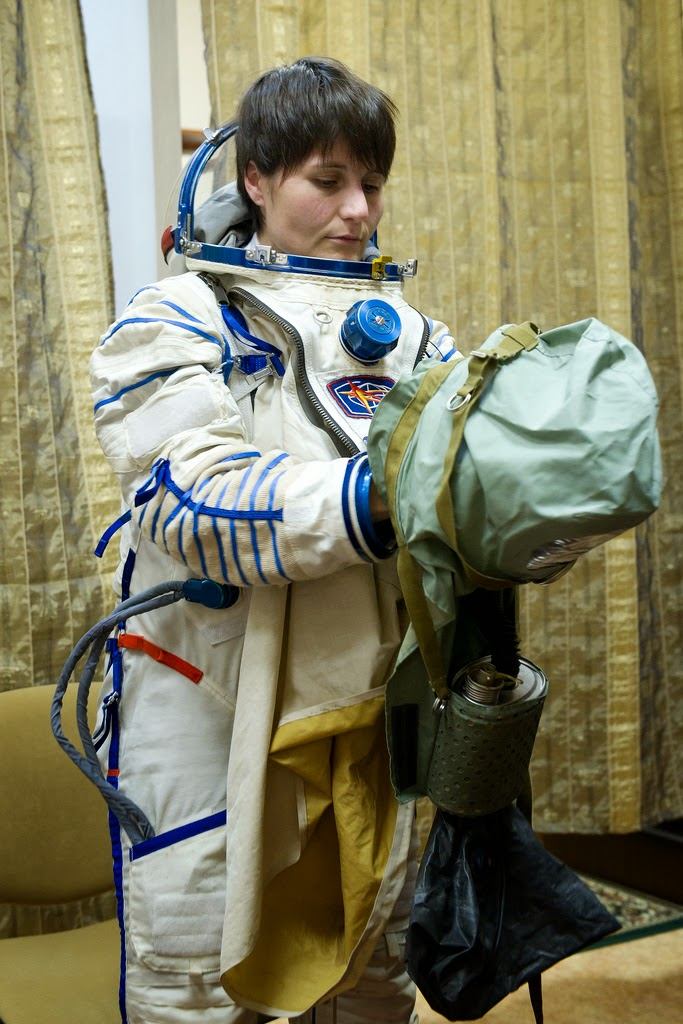 first esa astronaut in space - photo #7