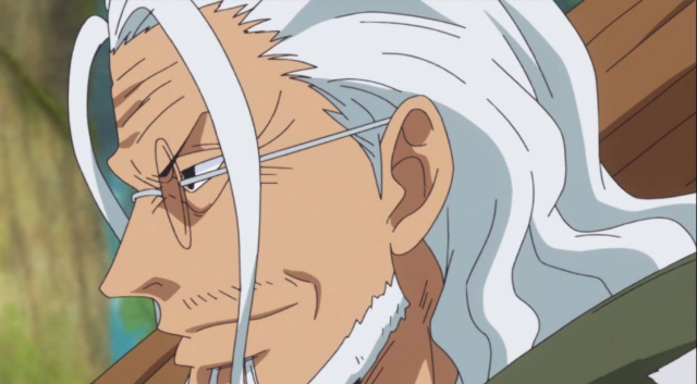 One Piece' Dives Into Special Rayleigh Flashback