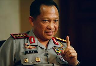 Tito Karnavian Calon Presiden 2024