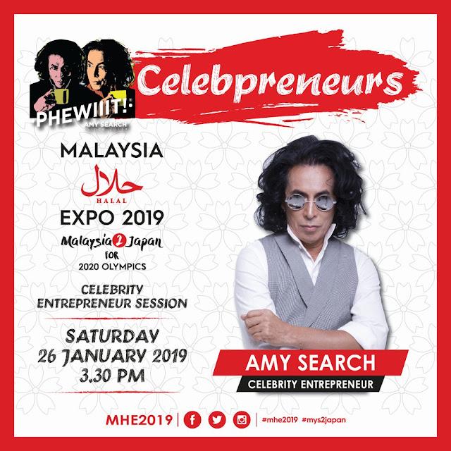 Dxa 5mvVYAAb7nY Jom! ke Malaysia Halal Expo 2019