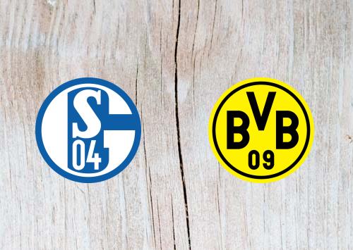 Schalke 04 vs Borussia Dortmund Full Match & Highlights 08 December 2018